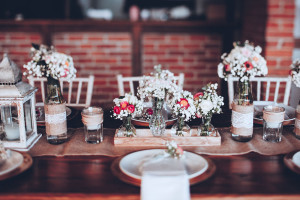 Hochzeitsdekoration in Hannover
